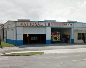 Picture of Certified Transmission shop location on 5700 North Oak Trafficway in Gladstone MO